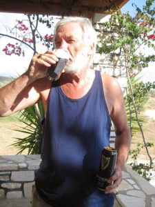 Arthur Guinness Day on Paros
