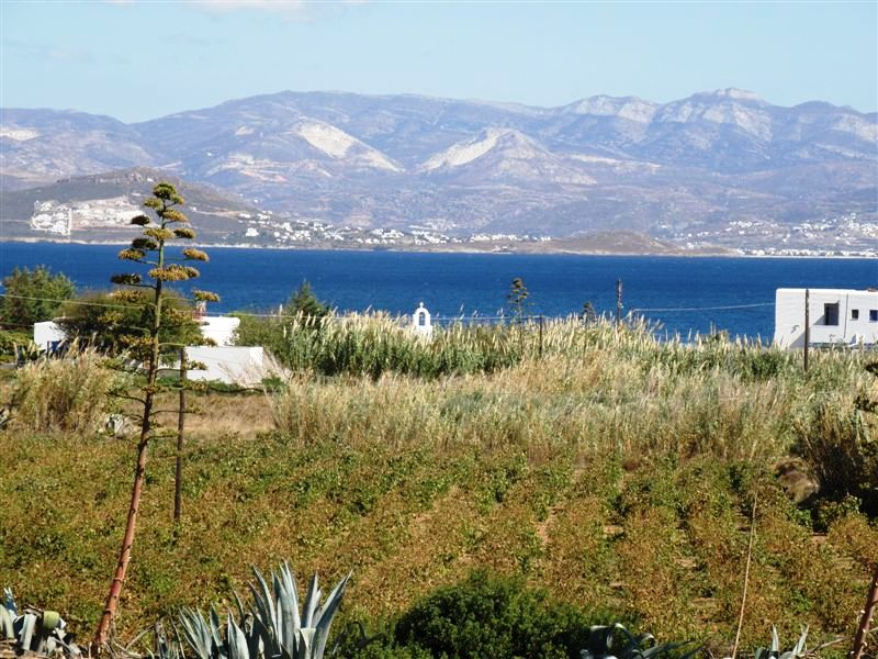 Naxos clear day