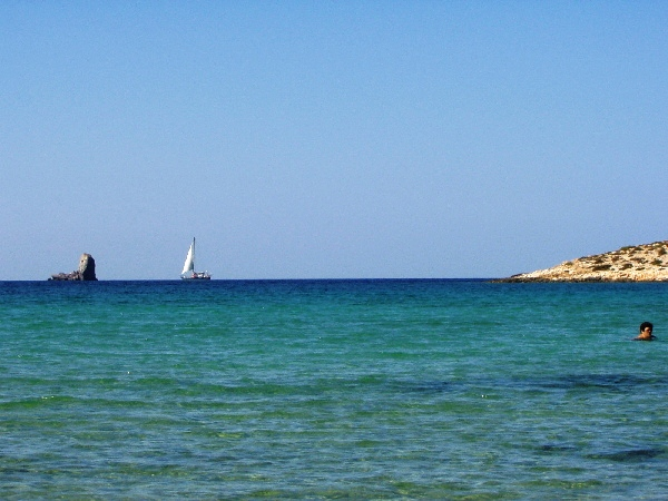 Clothing Optional Guide to Paros and Antiparos
