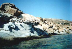 Kolimbithres sandstone