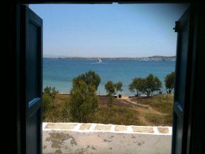 window view near Monistiri