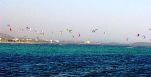 Pounda kiteboarding sails