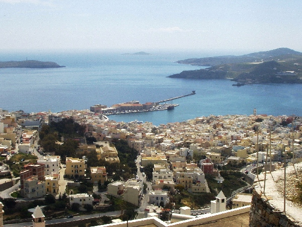 Anno Syros & harbour