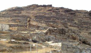 Minoa ruins, Amorgos