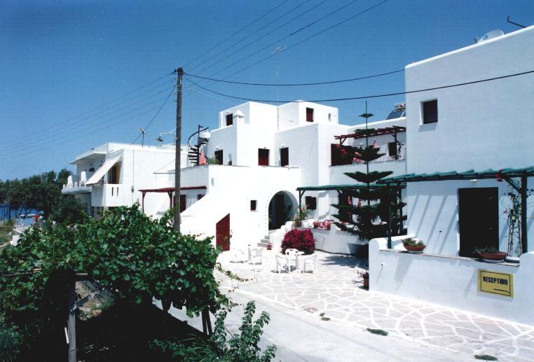 Livadia Beach accommodation