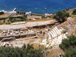 Roman ruins, Klima