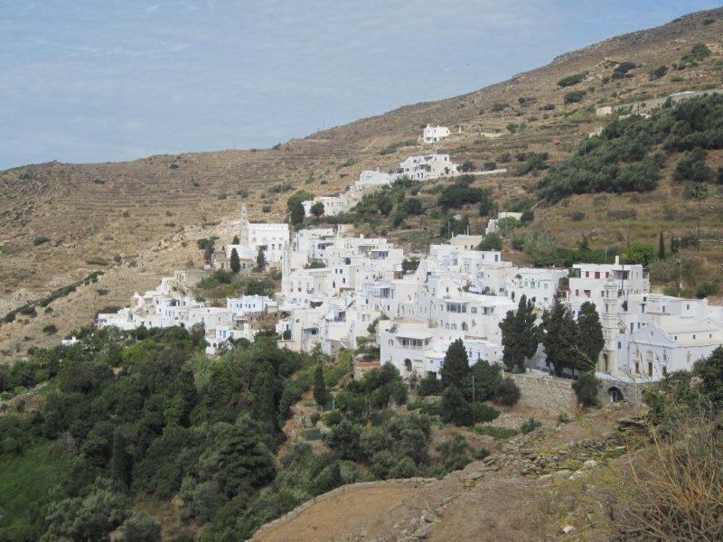 Tinos village
