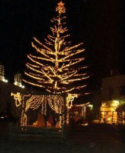 Parikia Christmas