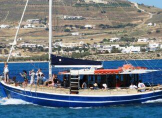 excursion boat trip