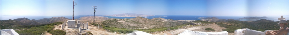 Anitparos panorama from church roof