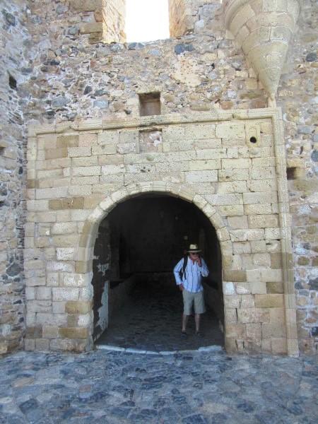 Monemvasia gateway